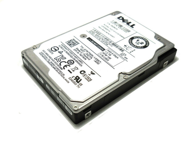 "Dell 1.2TB 10K SAS 2.5"" Hard Drive"