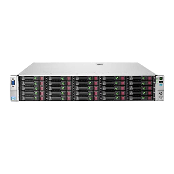 "HP Proliant DL380e Server 25 x 2.5"" (Gen8) - Custom Build"