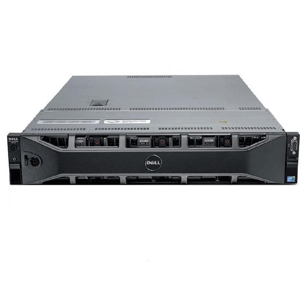 """Dell PowerEdge R510 8-Bay LFF 3.5"""" CTO Server (Shown with Optional Bezel)"""