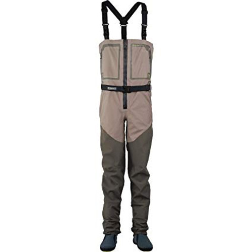Hodgman Aesis Zip Front Stocking Foot Waders