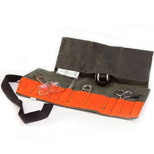 Finn Fly Tying Travel Roll