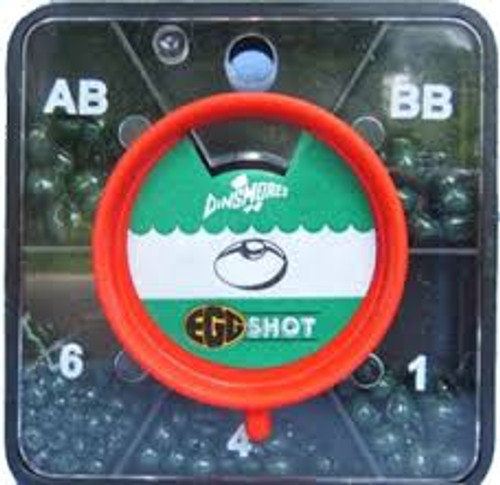 Dinsmore D5A Dispenser AB, BB, 1, 4, 6 Green
