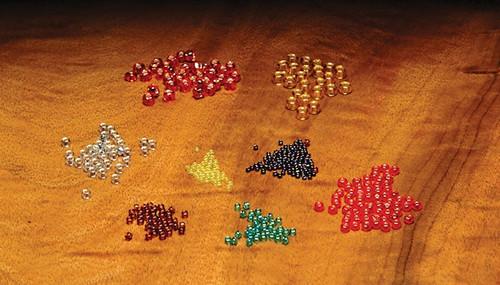 Tyers Glass Beads