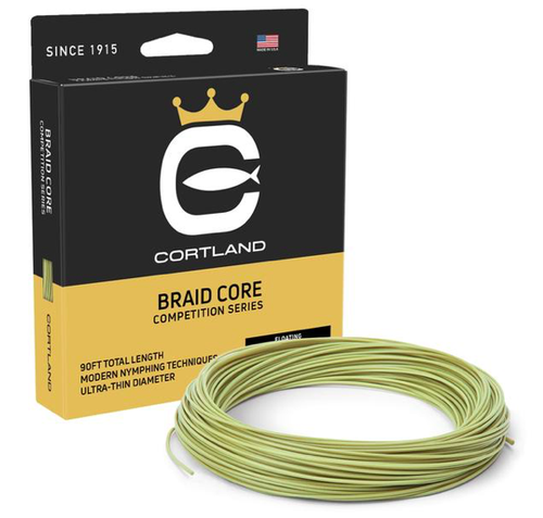 Cortland Braid-Core Competition Series