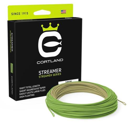 Cortland Streamer Floating Line Series