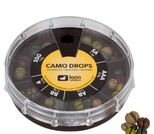 Loon Camo Drop - 6 Division