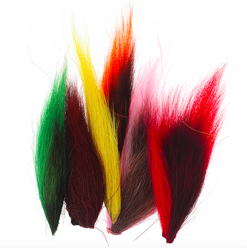 Bucktail Assorted Standard Colors