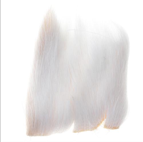 Deer Hair - Short/Fine White