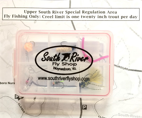 Local Fly Selections