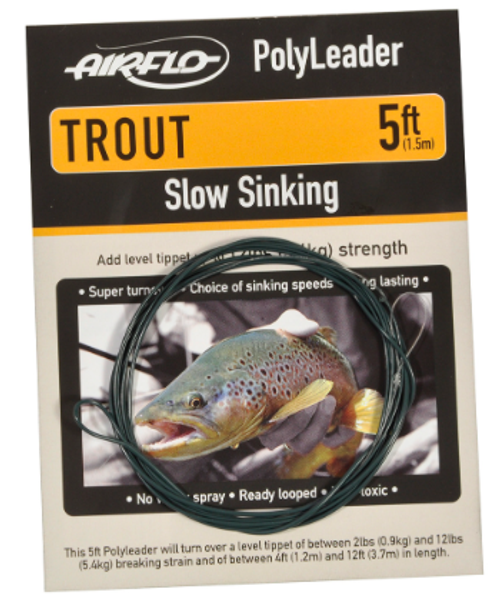Airflo Trout PolyLeader