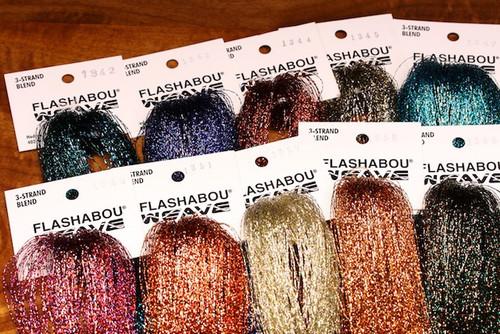 Flashabou Weave
