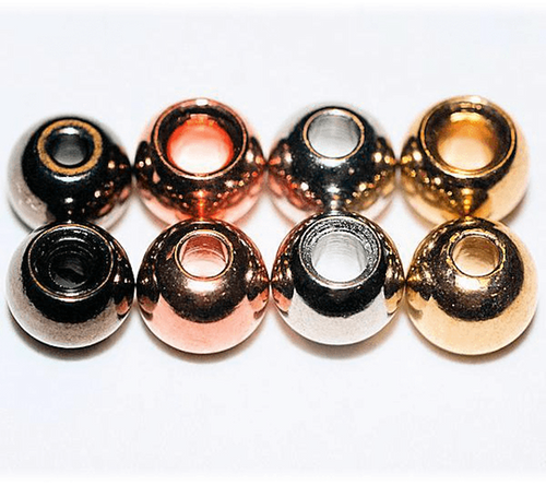 Plated Cyclops Beads