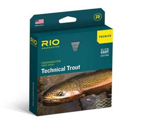 Rio Technical Trout Fly Line