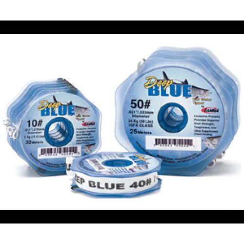 Deep Blue Tippet Spool