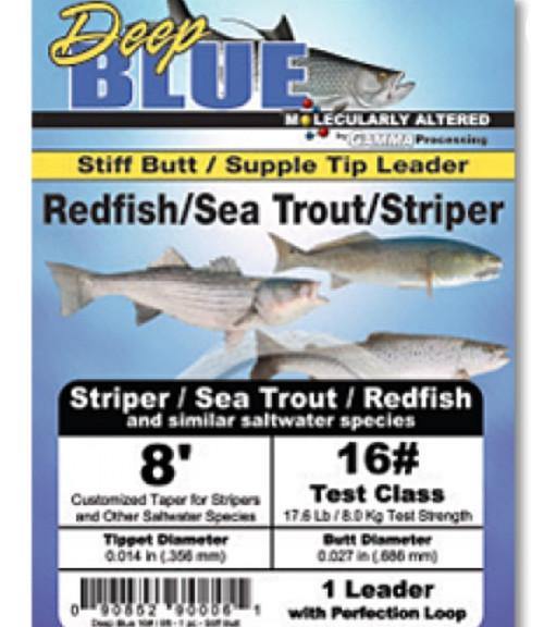 Redfish/Sea Trout/Striper Leader - 8'