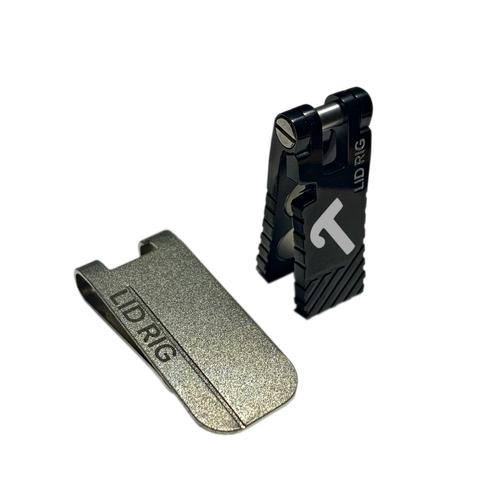 Lid Rig Magnetic Nipper System