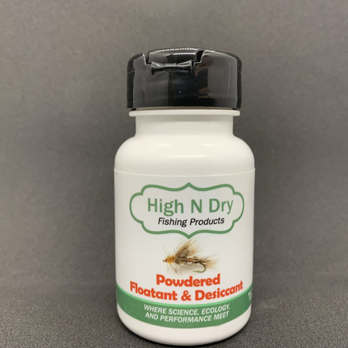 High N Dry Powdered Floatant & Dessicant