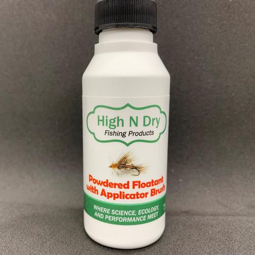 High N Dry Powdered Floatant w/ Applicator Brush
