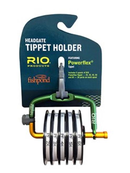 Rio Headgate Tippet Holder - Loaded