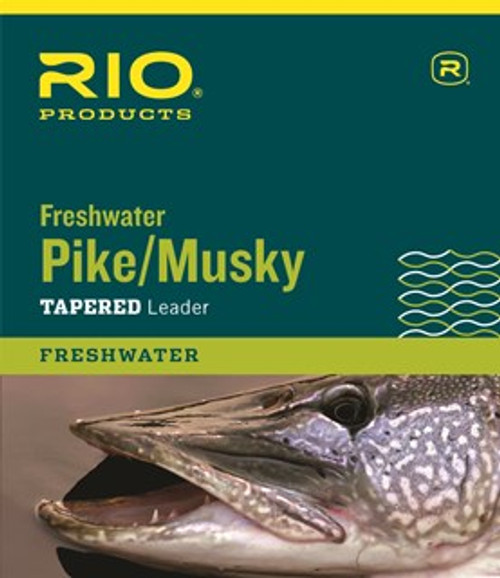 Rio Pike/Musky II 7.5' 45# Wire Leader