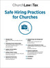 Safe Hiring Practices for Churches Table of Contents