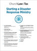 Starting a Disaster Response Ministry Table of Contents