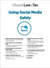 Using Social Media Safely Table of Contents