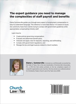 The expert guidance you need to manage the complexities of staff payroll and benefits