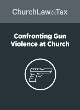 Confronting Gun Violence at Church