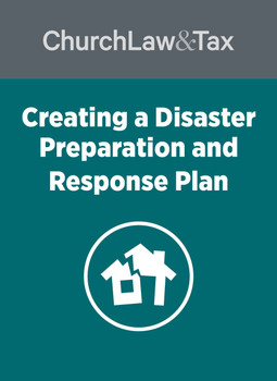 Creating a Disaster Preparation and Response Plan