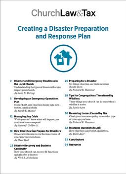 Creating a Disaster Preparation and Response Plan