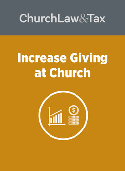 Increase Giving at Church