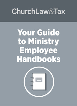 Your Guide to Ministry Employee Handbooks