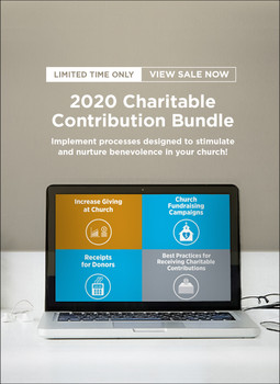 2020 Charitable Contribution Bundle - Front Cover
