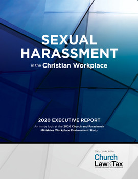 Sexual Harassments in the Church Executive Report 2020