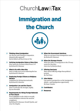Immigration & the Church