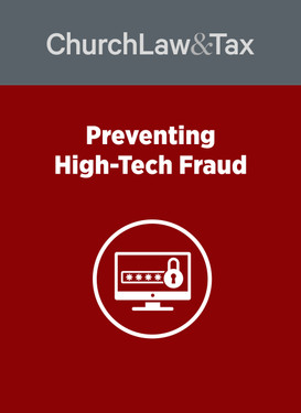 Preventing High-Tech Fraud