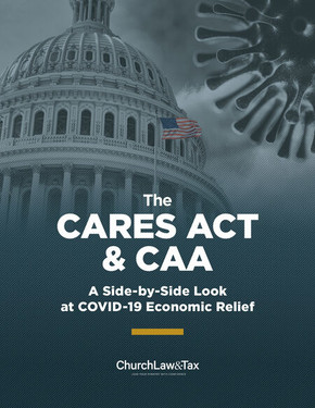CARES Act and CAA Table: A Side -By-Side Look at COVID-19 Economic Relief