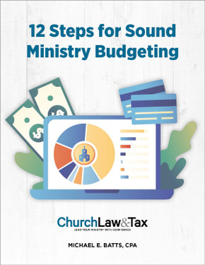 12 Steps for Sound Ministry Budgeting