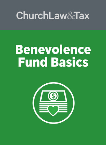 Benevolence Fund Basics