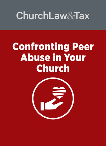 Confronting Peer Abuse in Your Church