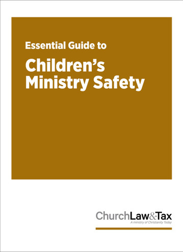 Children's Ministry Safety