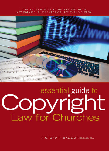Essential Guide to Copyright Law for Churches