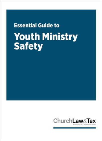 Essential Guide to Youth Ministry Safety