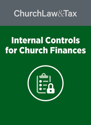 Internal Controls for Church Finances