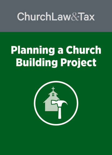 Planning a Church Building Project