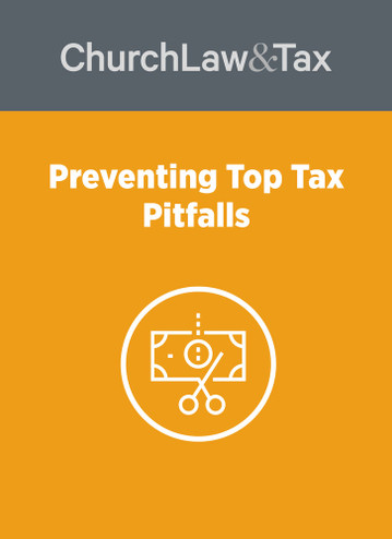 Preventing Top Tax Pitfalls