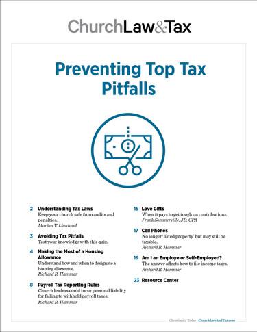 Preventing Top Tax Pitfalls