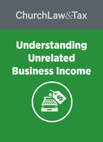 Understanding Unrelated Business Income