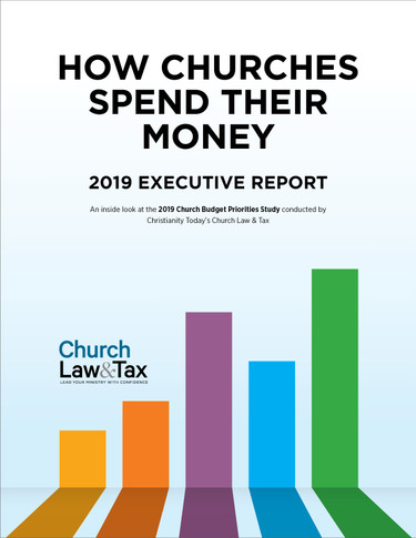 How Churches Spend Their Money: 2019 Executive Report